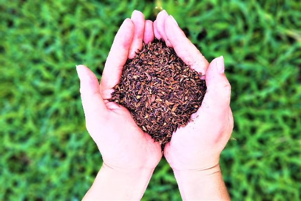 個リサイクル堆肥の販売